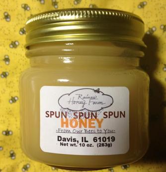 Sue Bee Clover Spun Honey: Calories, Nutrition Analysis & More ...